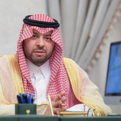 الجاسر يسلم وزير النقل العراقي مشروع منفذ عرعر