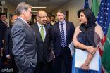 بمشاركة الاميرة ريما بنت بندر … الفالح يبحث أوضاع النفط مع وزير الطاقة الأميركي