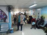 عيادات «سلمان للإغاثة» تعالج 7347 حالة في مخيم الزعتري خلال أكتوبر
