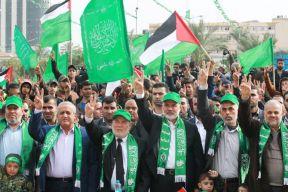 """انخراط حركة """"حماس"""" في معركة القدس يهمش دور الرئيس الفلسطيني"""