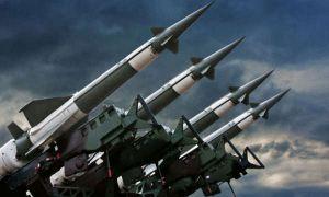 الدفاعات الجوية تتصدى لهجوم إسرائيلي في سماء حمص