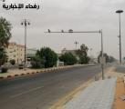 «ساهر» يعزز تواجده في شوارع وتقاطعات «رفحاء» بكاميرات متطورة